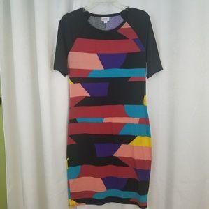 Lularoe Julia Dress Size Medium